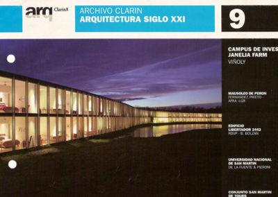 2008.06.10 Archivo Clarín